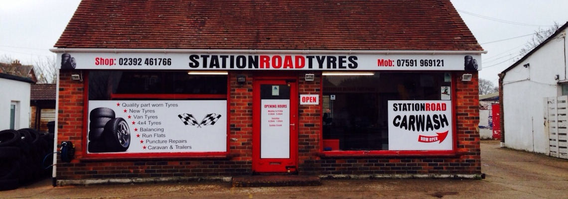 Station Road Tyres