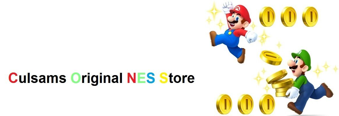 culsams original nes store