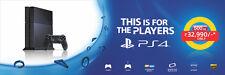 Sony PS4 500 GB Jet Black Console