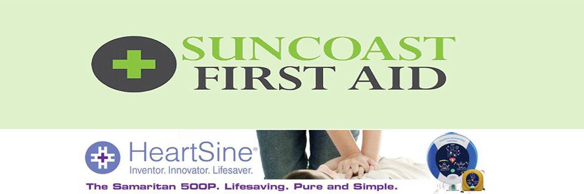 SUNCOAST  FIRST  AID