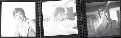 JOHN MCCOOK Harry Langdon 3 Negative LOT w/rights W302