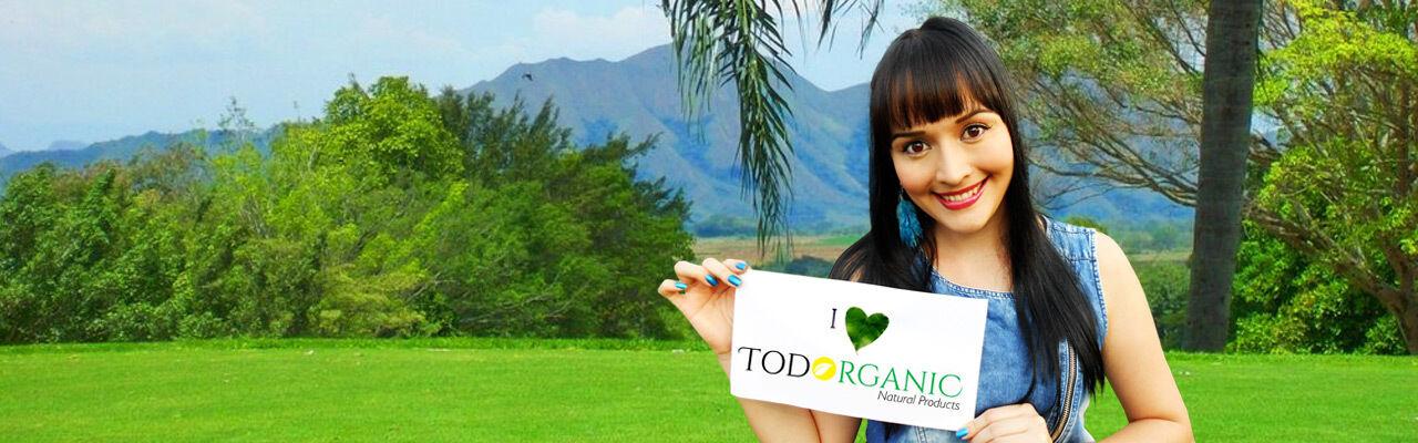 Todorganic Natural Products