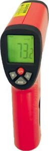 New - LASER INFARED THERMOMETER - IDEAL FOR SOLVING HEATING COOLING OR ELECTRICAL PROBLEMS - COMPARE PRICES!