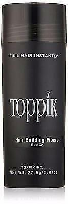 Toppik Black, Dark Brown, Medium Brown, Light Brown, Gray, Blonde 27.5 g
