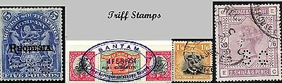 Triff Stamps