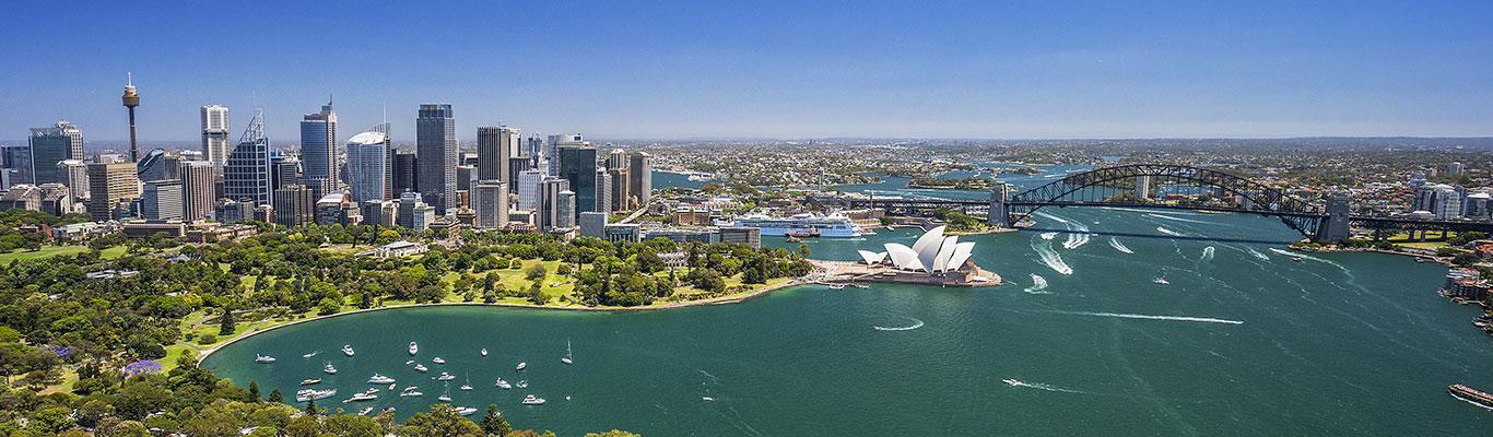 Sydney Kayak