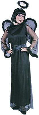 Dark Angel Fallen Gothic Adult Costume - Standard - Fallen Dark Angel Costume