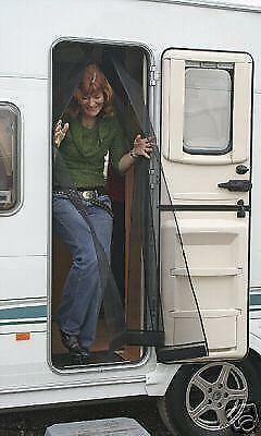 Caravan Door Curtain Ebay