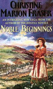 Acceptable, Noble Beginnings, Fraser, Christine Marion, Book