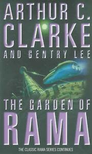 The Garden of Rama, Arthur C. Clarke, Gentry Lee | Paperback Book | Acceptable |