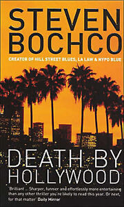 Bochco Steven-Death By Hollywood  BOOK NEW