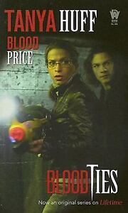 Blood-Price-by-Tanya-Huff-Blood-Books-Series-1-2007-Paperback-GG166
