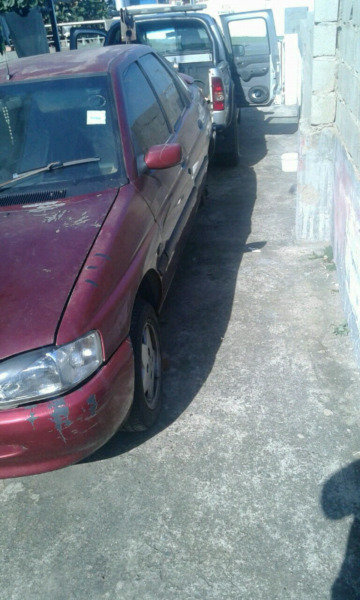 Ford escort stripping or for sale zeetech