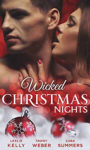 Wicked Christmas Nights, Leslie Kelly