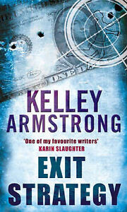 Kelley-Armstrong-Exit-Strategy-Nadia-Stafford-Book