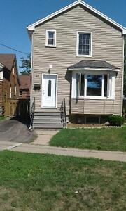 House for rent at the North end of St. Catharines