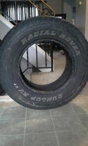 For sale 4 Dunlop rv