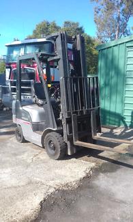 Forklift Nissan 1.8t