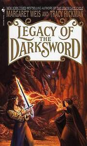 Legacy of the Darksword by Tracy Hickman, Margaret Weis (Paperback, 1998)