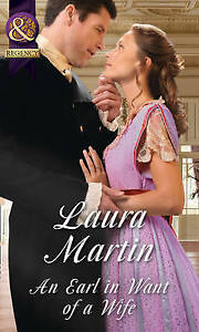 An-Earl-in-Want-of-a-Wife-by-Laura-Martin-Paperback-2016