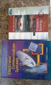 Electronics and C++ Textbooks