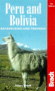 Peru & Bolivia Backpacking: Backpacking and Trekking-ExLibrary