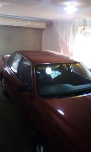 Toyota camry 1997 sedan. Pialba Fraser Coast Preview