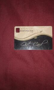 $50 Salon Gift Card for  $40 OBO