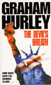 """NEW"" Hurley, Graham, The Devil's Breath, Book"