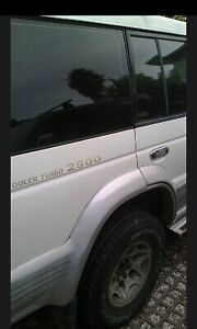 Pajero for spare parts Mullumbimby Byron Area Preview