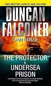The Protector/Undersea Prison, Duncan Falconer | Paperback Book | Acceptable | 9