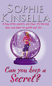Can-You-Keep-a-Secret-Sophie-Kinsella-Book