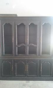 FRENCH PROVINCIAL HUTCHE