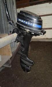 4.5hp Mercury Outboard