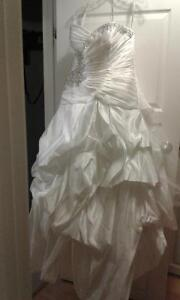 New wedding gown Regina Regina Area image 1