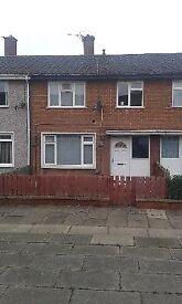 3 Bedroom house at Windmill Terrace, Norton, Stockton On Tees