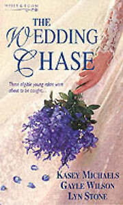 The Wedding Chase (Mills & Boon Special Releases)-ExLibrary
