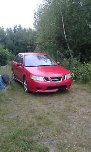 2006 Subaru Impreza Saabaru Hatchback