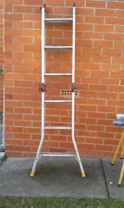 Aluminum ladder Mornington Clarence Area Preview