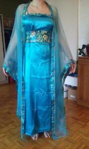 Robe traditionnelle chinoise Dynastie Tang