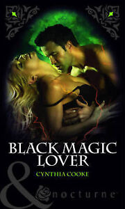 Cynthia-Cooke-Black-Magic-Lover-Mills-Boon-Nocturne-Book