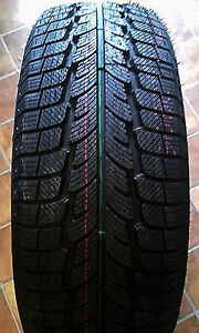 "LANVIGATOR CATCHSNOW WINTER tires with ALLOY Rims 245/65R17"" A Edmonton Edmonton Area image 1"