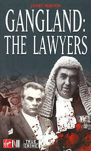 Gangland: The Lawyers by James Morton (Paperback) New Book