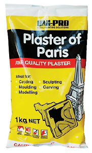 PLASTER OF PARIS 1KG BAGS BULK QUANTITY DEALS AVAILABLE