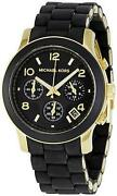 Michael Kors Watches Women Black