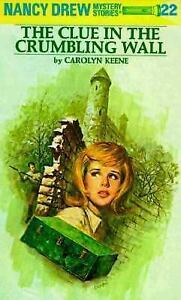 #22 NANCY DREW The Clue in the Crumbling Wall NEW Flashlight