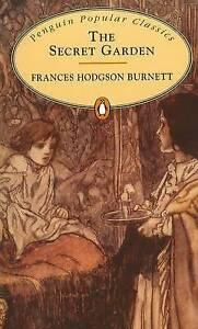 The Secret Garden by Frances Hodgson Burnett (Paperback, 2007)