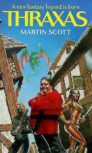 Thraxas,Scott, Martin,Good Book mon0000091885