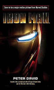 Iron Man (Movie Novelisation), Peter David, Excellent Book