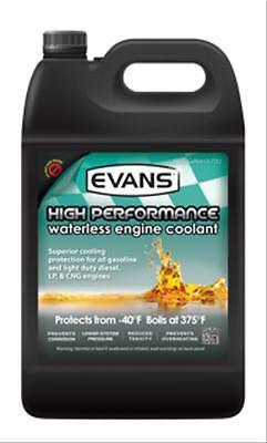 Evans Waterless Coolant High Performance Engine Antifreeze EC53001